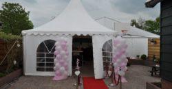 Geslaagd bruiloftsfeest